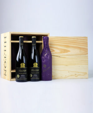 Hilton Syrah Pack Front